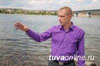 25-летний служащий Главного управления МЧС России по Туве спас женщину, решившую спрыгнуть с моста