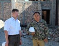Спортивный центр в селе Сарыг-Сеп должен быть построен в положенный срок – Глава Тувы