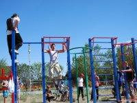 Турникменов Кызыла приглашают на соревнования