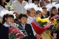 В школах Кызыла завершается набор первоклассников