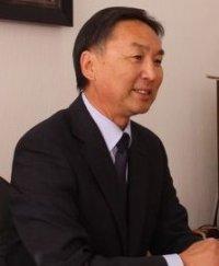 Глава Тувы поздравил Вячеслава Донгака с двойным юбилеем