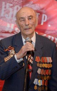 Ветерану Георгию Огневу - 90 лет!