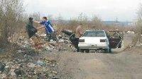 Кызыл: сними того, кто мусорит и получи приз