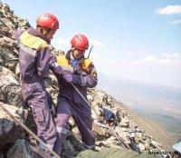 Найдены останки 14-й жертвы крушения Ми-8 в Туве