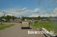 В Тоджинском районе Тувы проводятся ремонтно-восстановительные работы вышедшего из строя дизель-генератора