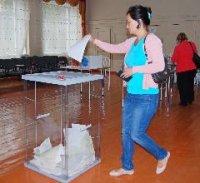 В Кызыле на довыборах в горхурал явка избирателей на 15 часов составила 21 процент