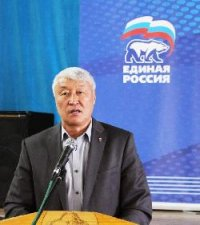 Кан-оол Даваа поздравил кандидатов от партии «Единая Россия» с победой на выборах