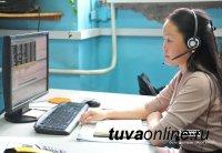 Школьники Кызыла знакомятся с профессией связиста