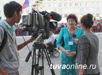 Делегация Кызыла поздравила город-побратим Элисту с 150-летием со дня основания
