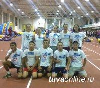 Сборная ТувГУ стала 4-х кратным чемпионом по спортивному многоборью VII Всероссийского фестиваля студенческого спорта