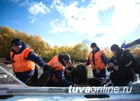 Спасатели продолжают поиски пропавших в Каа-Хемском кожууне Тувы рыбаков
