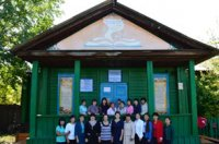 Библиотека-читальня Турана (Тува) отметила 100-летие