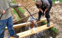 Правительство Тувы компенсирует половину затрат строителям водозаборных скважин в селах и на чабанских стоянках