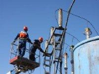 Восстановление энергоснабжения Кызыла