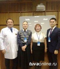 У тувинских студентов, аспиранторов, интернов медицинских вузов Москвы есть возможность обмениваться профессиональным опытом в рамках Ассоциации