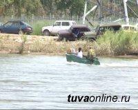 В Туве с 1 ноября закрыта Кара-Хаакская переправа