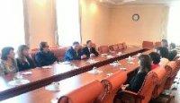 В День народного единства Мэр Кызыла Владислав Ховалыг провел церемонию награждения