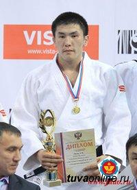 Саян Ондар занял 1 место на Кубке Европы по дзюдо