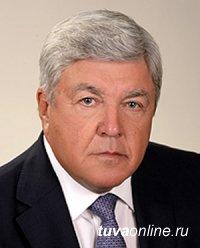 Полпред Президента в Сибири Николай Рогожкин поздравил сотрудников полиции с профессиональным праздником