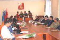 В Мэрии Кызыла отметили самых активных общественных дружинников