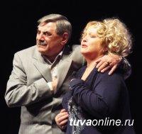 Александр Панкратов-Черный дал интервью тувинским журналистам