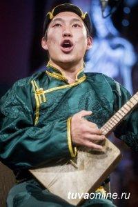 ТувГУ приняли участие в 10-м Международном фольклорном фестивале «Покровские колокола» в городе Вильнюс