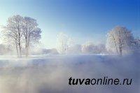 В Туве сегодня ночью ожидаются 35-градусные морозы