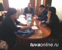 Депутаты горхурала и юристы Управления Минюста провели совместный прием граждан