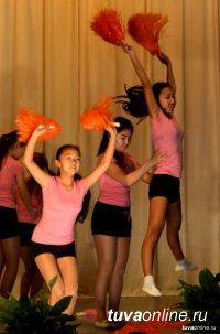 Среди школ Кызыла впервые пройдет конкурс черлидеров