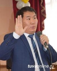 «Школа грамотного потребителя» Единой России провела семинар по вопросам ЖКХ в Южном микрорайоне Кызыла