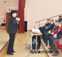 Ольга Хомушку: «Важно коммерциализировать самые интересные студенческие проекты в интересах республики»