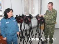 В населенные пункты Тувы, определенные как зоны экстренного оповещения, направляются 25 сирен