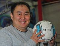 Футбольный бренд для Тувы