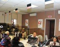 Полумиллионный посетитель МФЦ в Туве