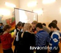 Кызыл: О католическом Рождестве в игровой форме и на… немецком языке