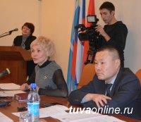 Хурал представителей Кызыла отметил благодарностью киностудию «Юность» школы № 10 за успешное выступление на Всероссийском фестивале