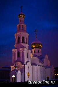 Глава Тувы поздравил православных верующих республики с Рождеством