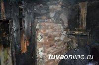 По факту гибели 2-летней девочки на пожаре в Балгазыне организована доследственная проверка
