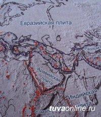 Подземный толчок с интенсивностью сотрясений в 4,1 балла зарегистрирован на востоке Тувы