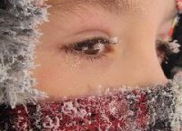 Сегодня в Кызыле -39 градусов