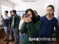 В МВД по Республике Тыва высадился студенческий десант
