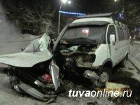 В Кызыле задержан водитель «ГАЗели», причастный к совершению ДТП, в котором погиб человек