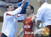 Артас Санаа (Казахстан) завоевал путевку на Олимпиаду в Бразилию