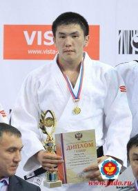 У Саяна Ондара (Тува) золото на Открытом турнире Европы