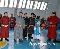 Полицейские Тувы провели праздничные мероприятия, посвященные Шагаа