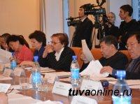 На 30-й сессии Хурала представителей Кызыла будут рассмотрены 14 вопросов