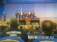 Премьер Шолбан Кара-оол участвует во Всероссийских сборах МЧС РФ