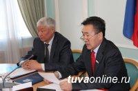 Кан-оол Даваа принял участие в совещании алтайского отделения Российской комиссии по делам ЮНЕСКО