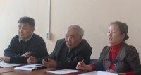 В Туве сторонники партии «Единая Россия» проводят выездные совещания