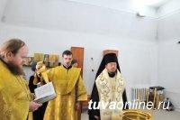 В Туве при Воскресенском кафедральном соборе начала работу иконописная мастерская